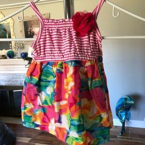 Children's place 2t pink dress